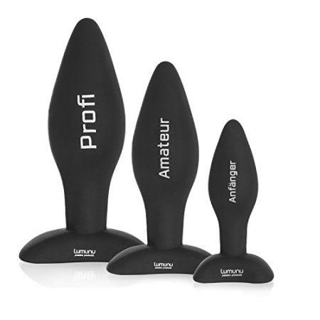 Analblug, Buttplug & Anal Sexspielzeug