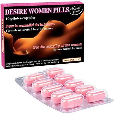 Potenzmittel für Frauen & Frauen Libido