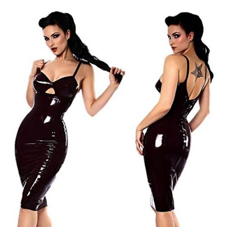 Latex Rock & Latex Kleid